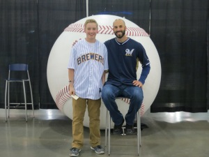 Mike Fiers, you're the man!