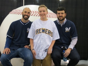 Donovan Hand and Mike Fiers!